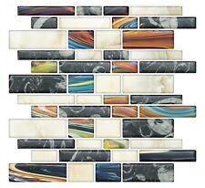 Stick On Tiles for Backsplash Kitchen | Self-Stick Backsplash Tiles | Peel and