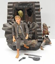 Toy Biz Lord of the Rings Samwise Moria Mines Action Figure great shape complete