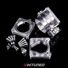 K Tuned 80MM K-Series Throttle Body & Adaptor fits RBC Intake Manifold