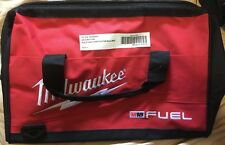 Genuine Water Resistant Milwaukee M18 Fuel Medium Tool Storage Bag Brand New!