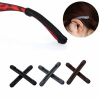 Silicone Glasses Ear Hooks Tip Grip Anti Slip Temple Holder Eye Spectacle Sports