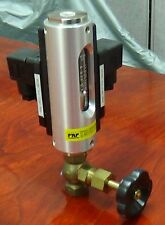 Flow meter & Flow Switches PKP DS03, Air, N2, 6-160 L/min w/ 2 NO sw (E060)