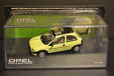Opel Corsa B Swing / Chevrolet Chevy diecast vehicle in scale 1/43