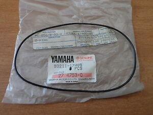 NOS OEM Yamaha Cylinder O-Ring 1980 TZ125G 1986-87 YZ250S YZ250T 93211-17405