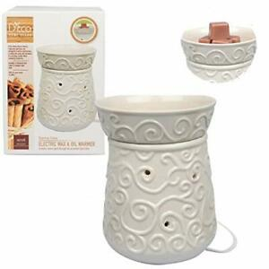 Deco Electric Candle Warmer, Wax & Tart Warmer for  Assorted Style Names