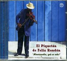 CD NEUF et scellé - EL PIQUETON DE FELIX RONDON - MISERICORDIA, QUE ES ESTO -C29