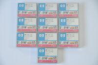 HP DAT 72 Digital Data Storage 36/72GB C8010A LOT of 10 JAPAN DDS-5