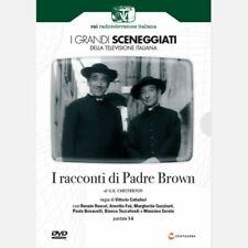 Collezione DVD I grandi sceneggiati RAI n° 60 I racconti di Padre Brown (puntate