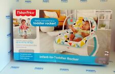 Fisher Price Infant To Toddler Rocker, New