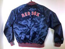 VTG 70s 80s Chalk Line Boston Red Sox Satin Jacket Mens Size Large Baseball MLB