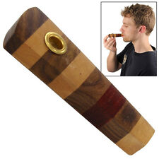 Handmade Distinguished Gentleman Mini PocketWooden Smoke Pipe