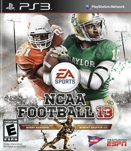 NCAA Football 13 - Playstation 3 Game