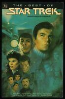 The Best of Star Trek Trade Paperback TPB Kirk Spock McCoy Saavik Uhura Sulu NEW