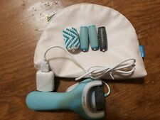 Amope Pedi Perfect Luxury Pro Kit Rechargeable Foot File Waterproof
