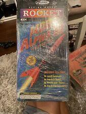 Estes 1996 Flying Model Rocket 1406 Alpha lll Starter Set, NEW Sealed