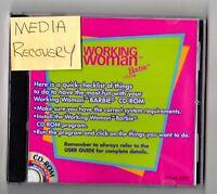 BARBIE- Working Woman cd-rom WINDOWS 95/98/MAC