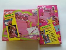 Barbie Fashion Decorator System & Refill Kit - Mattel, 1993