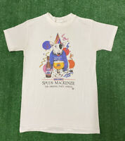 Vintage Bud Light Spuds MacKenzie T-Shirt Beer 1980s advertising Sz M/L