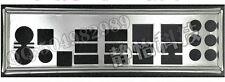 IO I/O Gigabyte SHIELD BLENDE BACKPLATE BRACKET GA-X58A-UD7 GA-X58A-UD9 #G308 XH