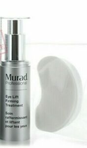 Murad Pro Eye Lift Firming Treatment 1oz + pads no box