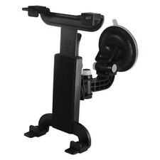 Car Windshield Holder Suction Cup Mount Stand For Tablet Phone Smartphone Black