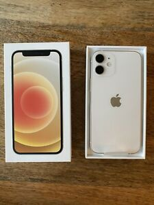 Apple iPhone 12 mini - 128GB - White