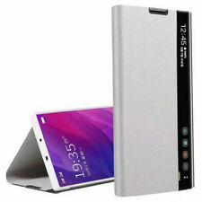 Xiaomi redmi Note 8 8T 7 Pro K20 Flip Standing Case Windows Smart Leather Cover