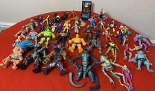 *HUGE* Vintage 90s Marvel Toy Biz X Men Gi Joe Gargoyles + MORE