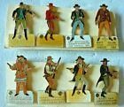 Lions Club Pins -  Set of 8 KANSAS GUNFIGHTERS