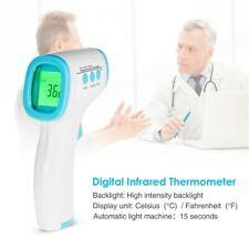 Termómetro infrarrojo sin contacto para el cuerpo humano, termómetro Digital