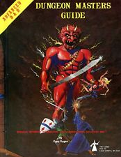AD&D DUNGEON MASTERS GUIDE 6TH PRINT HIGH GRADE NM! TSR Dungeons & Dragons
