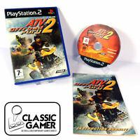ATV Off-Road Fury 2 (PS2) *Near Mint*