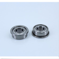 "1//4/"" x 5//8/"" x 0.196/"" Stainless Flanged Ball Bearings FR4zz FR4 SFR4zz 20 PCS"