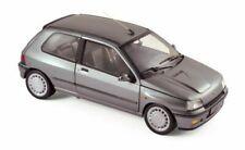 NOREV 185234 1:18 Renault Clio 16S 1991 Modellino Auto - Tungstene Grey