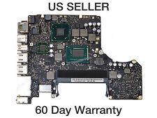 """Apple Macbook Pro 13"""" Mid 2012 A1278 Logic Board w/ i7-3520M 2.9Ghz CPU 661-6589"""