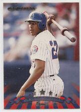 1998 Donruss ~ Vladimir Guerrero ~ Premium Card #140 - Montreal Expos NM-MT