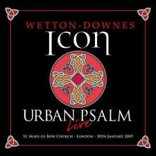 Icon - Urban Psalm: 2cd / 1dvd Deluxe NEW CD