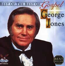 George Jones - Best of the Best of Gospel George Jones [New CD]