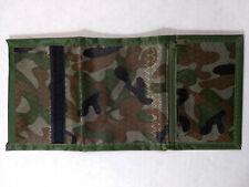 New Mens Boys Id Billfold Wallet Camouflage 5 1/2'' X 3 1/2'' Folded, 10'' Open