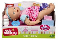 Little Mommy Wipey Dipey Doll