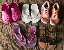 Girls Sandals Trainers Bundle Size 10 & 11