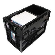 (5) BCW SHORT COMIC BOOK STORAGE BIN