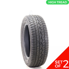 Set Of 2 Used 20560r16 Toyo Celsius 92h 1032 Fits 20560r16