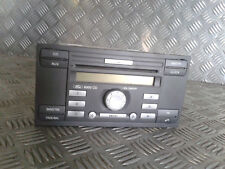 Autoradio CD - FORD Fiesta V (5) phase 2 de 10/2005 à 10/2008