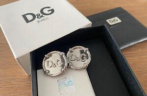 Original D&G Dolce Gabbana Ohrringe