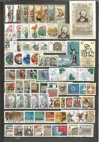 DDR 1983 gestempelt kompletter Jahrgang mit allen Einzelmarken gute Stempel