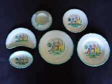C.A.S. VIETRI ITALY 151 MID-CENTURY Italian Ceramic  Rare 82-Piece Collection