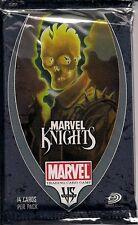 Marvel VS CCG - Marvel Knights Booster Pack