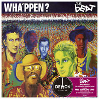 THE BEAT Wha'ppen (2012) UK Reissue 180g 12-track vinyl LP + MP3 NEW/SEALED