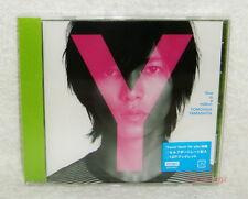 News Tomohisa Yamashita One in a million Japan CD +12-P